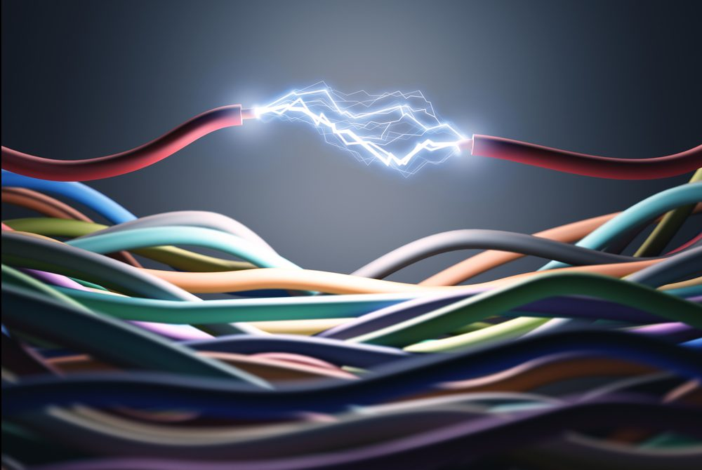 The New Electricity Requires Faster Wiring