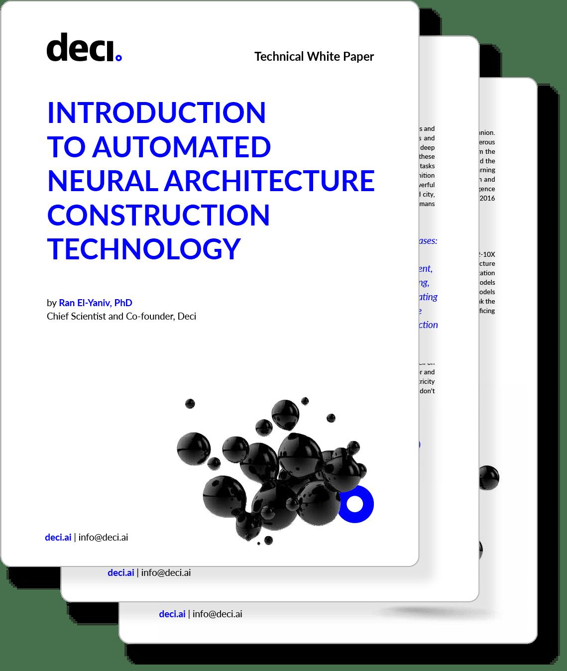 AutoNAC white paper preview