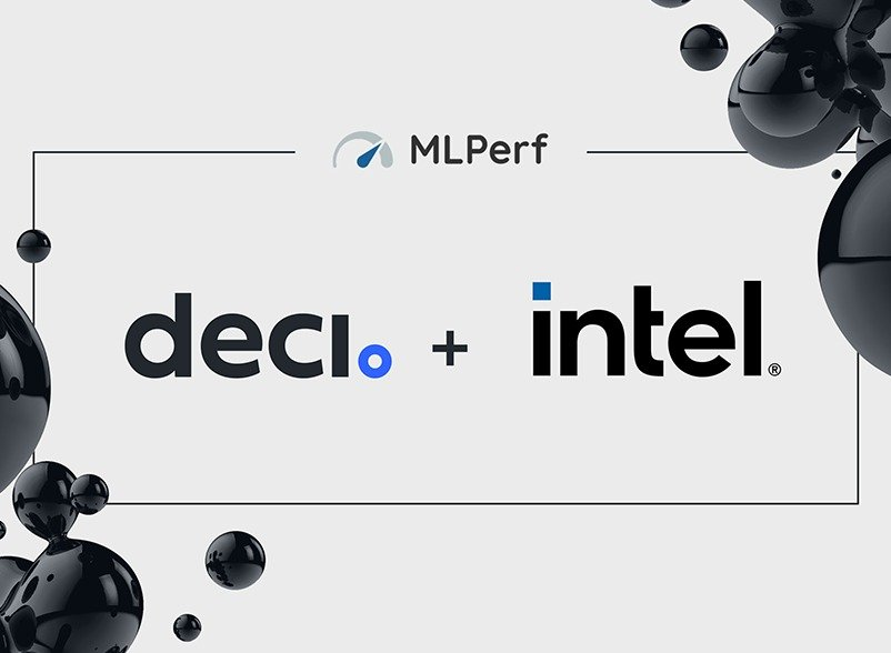 How Deci and Intel Hit 11.8x Inference Acceleration at MLPerf