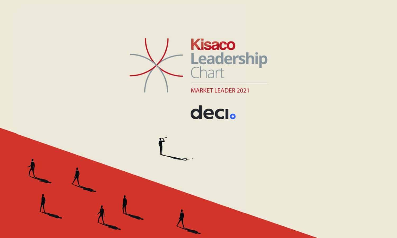 Kisaco-Deci AI optimization market leader