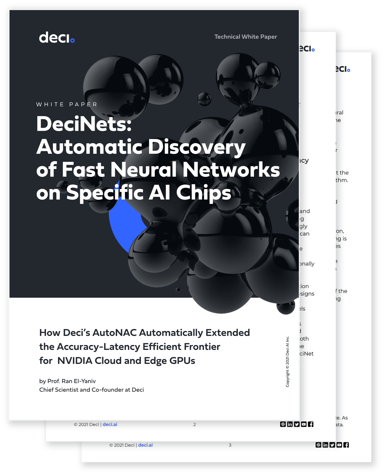 DeciNets White Paper preview